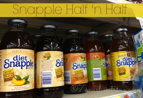 Snapple Half and Half
