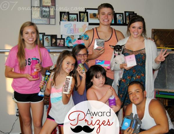 award prizes