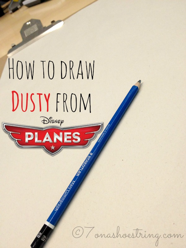 Learning to Draw Dusty