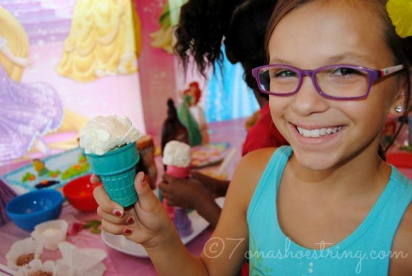 ice cream cone party
