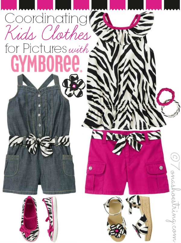 Coordinating Kids Clothes