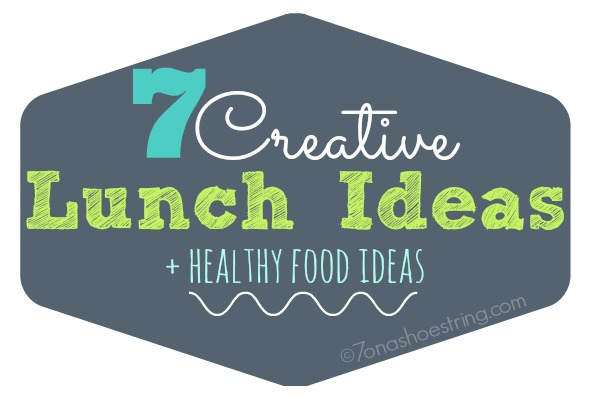 7 Creative Lunch Ideas in the Rubbermaid LunchBlox