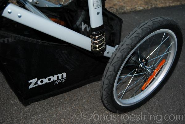 stroller wheel type