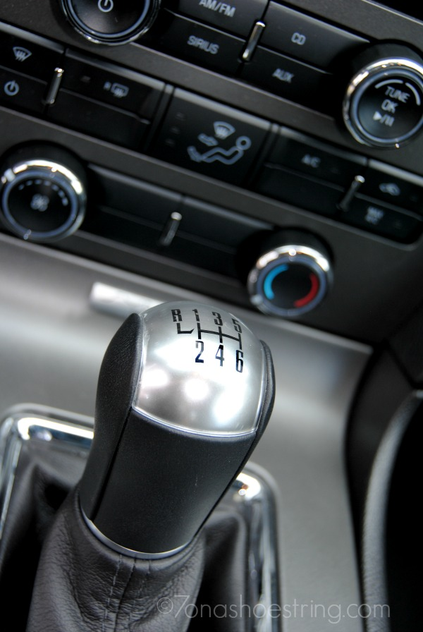 6 speed transmission