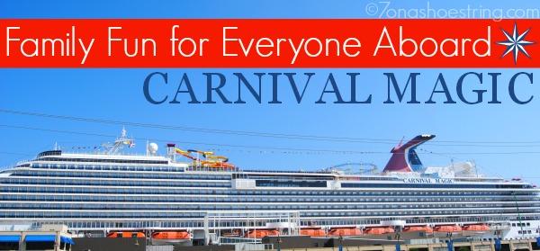 Family Fun Carnival Magic