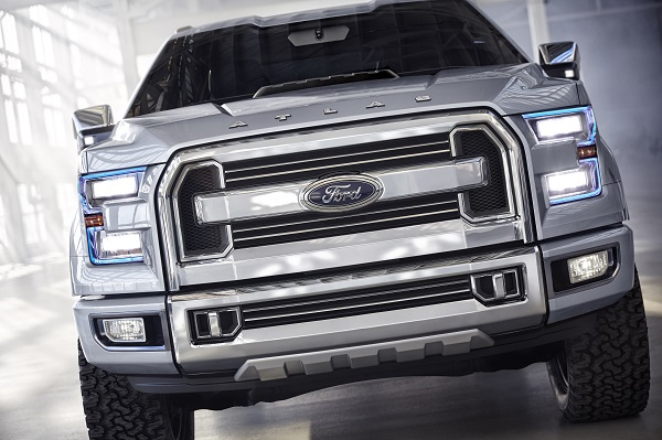 40 Reasons the Ford Atlas Concept is My Dream Truck