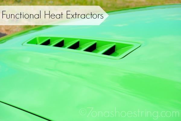 heat extractors