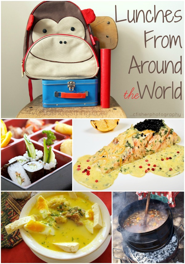 Lunches From Around the World