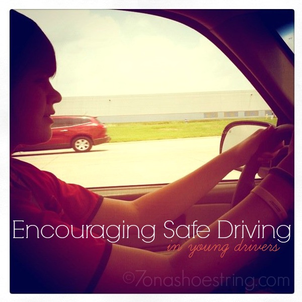 Encourage Safe Driving Choices young drivers