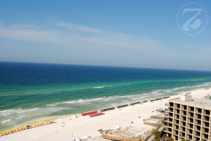 Destin white sand beach