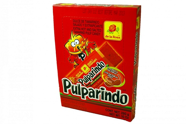 Mexican Candy Pulparindo