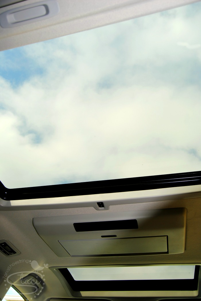 Sienna moonroof
