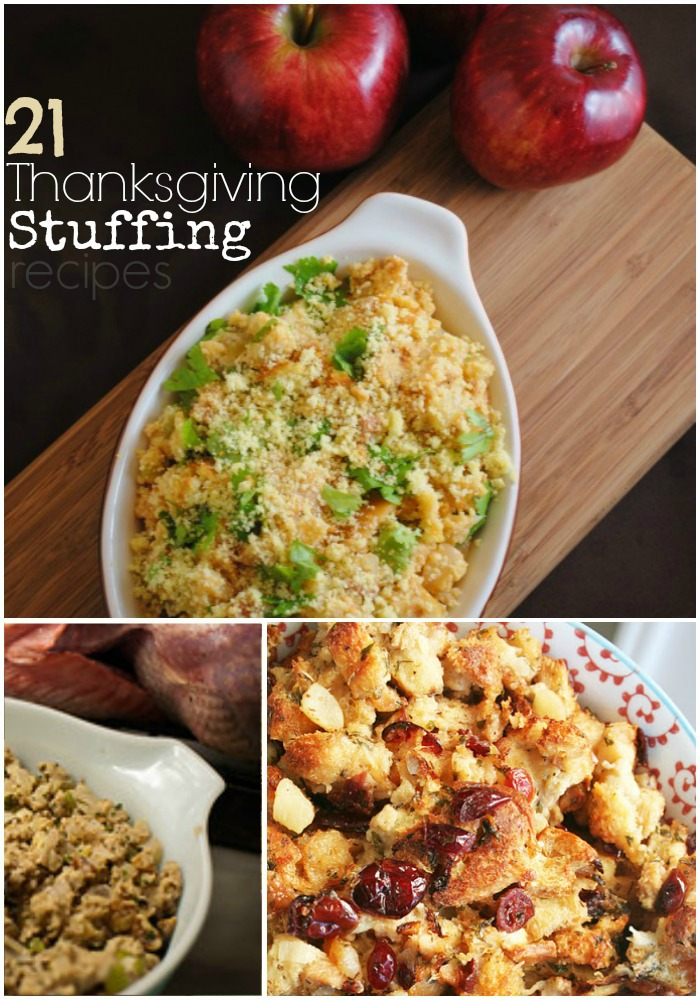 21 Thanksgiving Stuffing Recipes