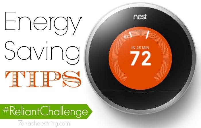 Energy Awareness Month Energy Saving Tips