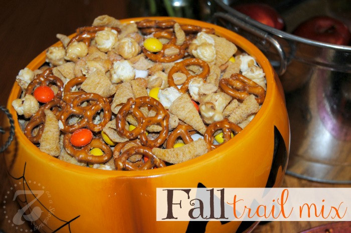 fall trail mix