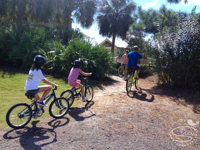 island bike ride