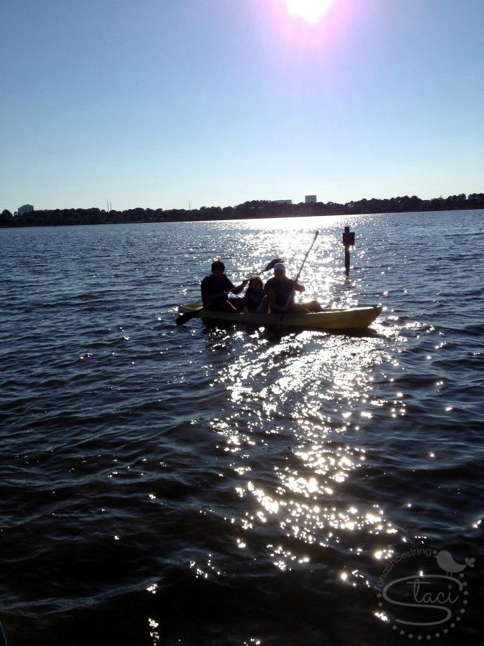 kayak gulf
