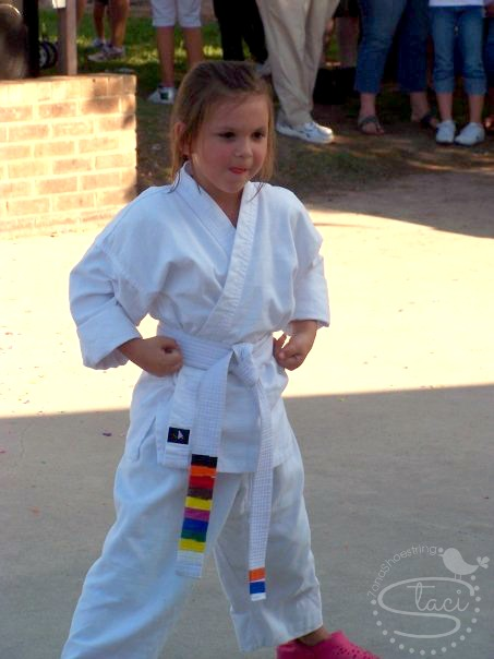 little karate ninja