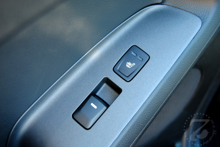 rear heated seats