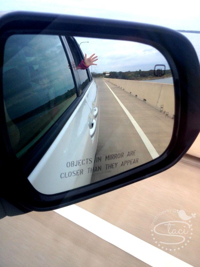 rear power windows