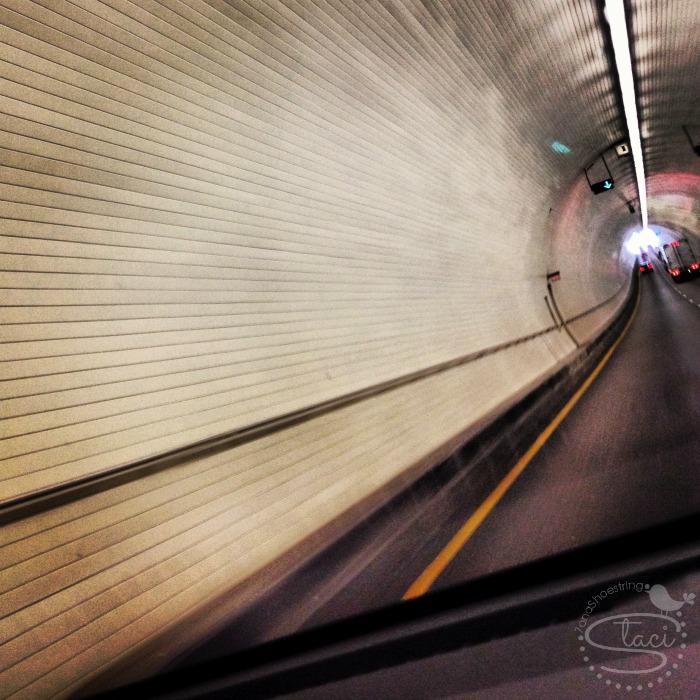 under road tunnel