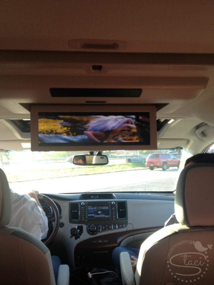 widescreen DVD player