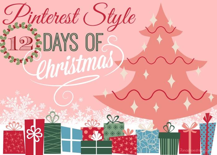 12 Days of Christmas Pinterest