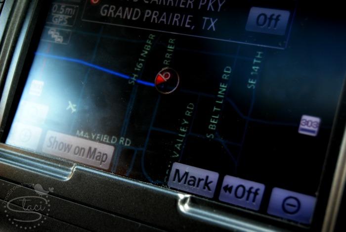 Sienna navigation