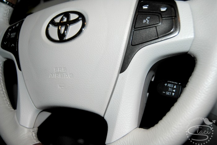 Toyota Sienna airbags
