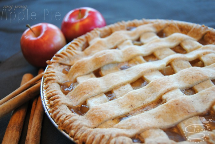 Not Really Homemade Apple Pie Recipe