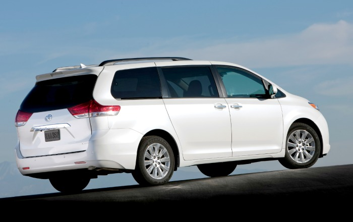 Few of Our Favorite Things : 2014 Toyota Sienna