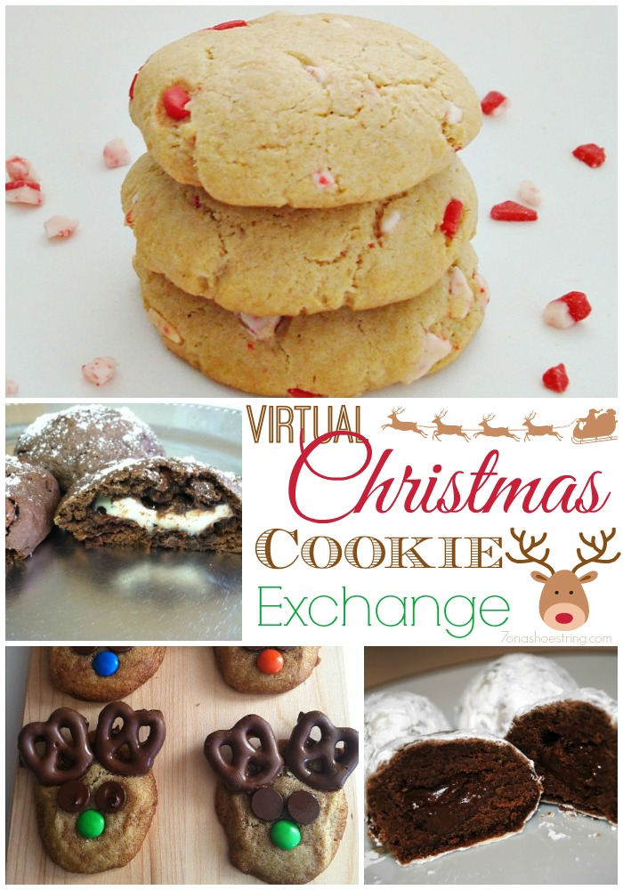 Let's Have a Virtual Christmas Cookie Exchange
