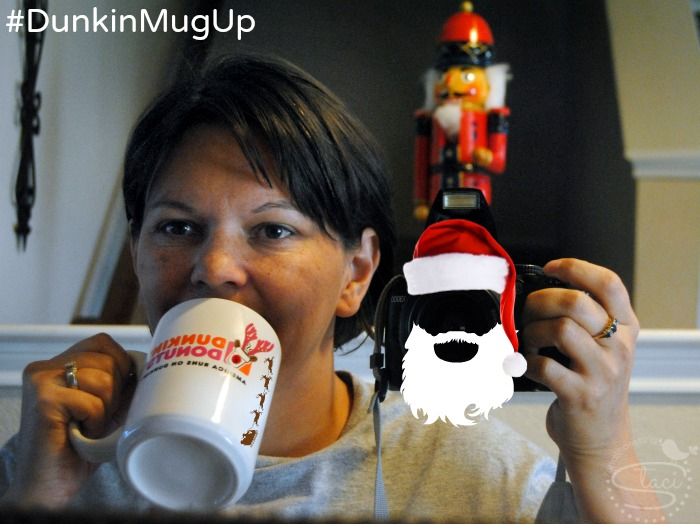 Dunkin' Donuts Wishes You a Merry Mugmas