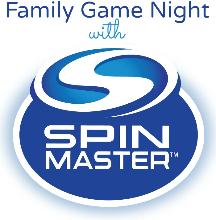 Family game night Spin Master
