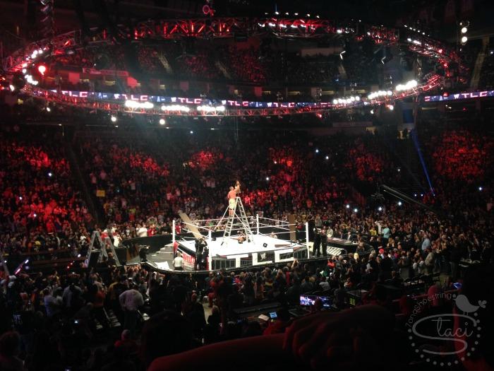 John Cena WWETLC