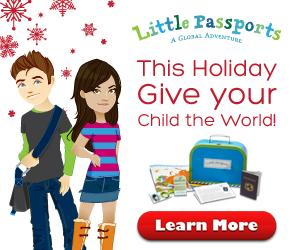 Little Passports Christmas