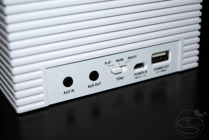 Sound Spot USB ports