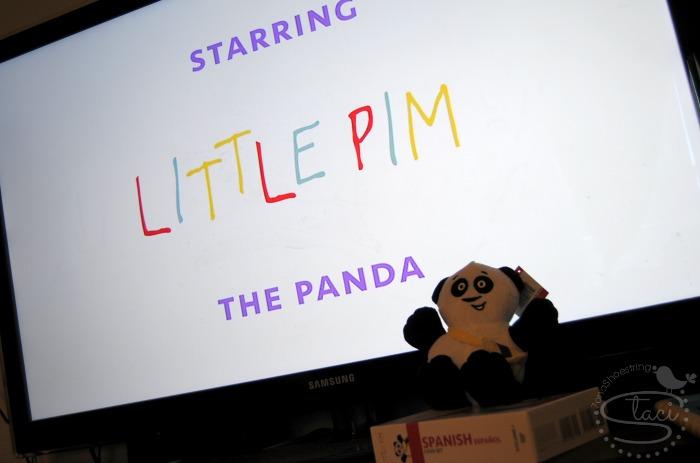 Starring Little Pim