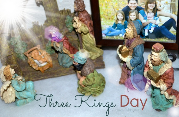 Celebrate Three Kings Day with JCPenney