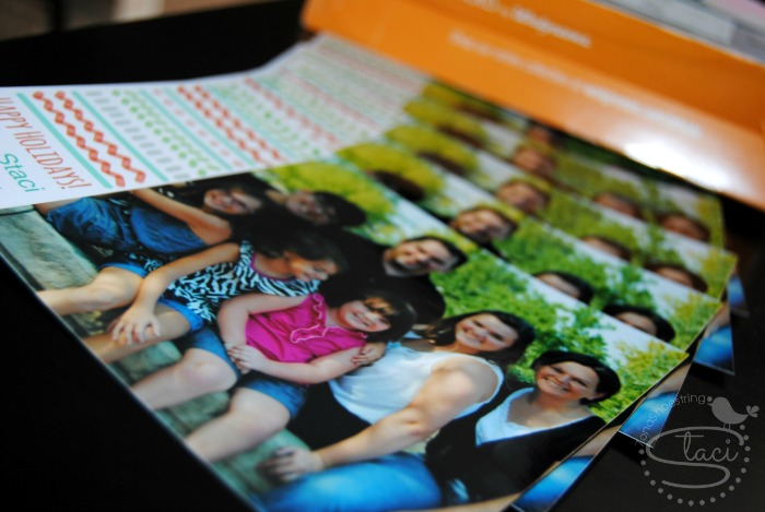 Custom Holiday Cards Made Easy with Walgreens Photo App