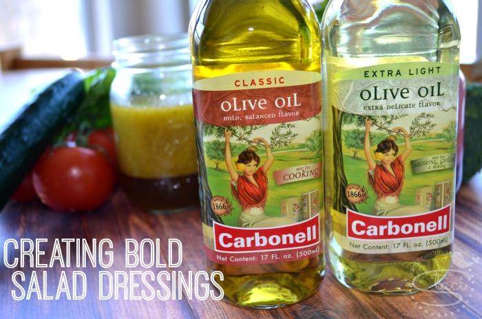 bold salad dressings