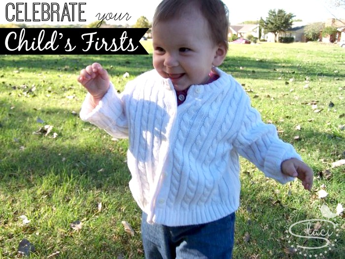 Celebrate Your Child's Firsts with Pampers Swaddlers