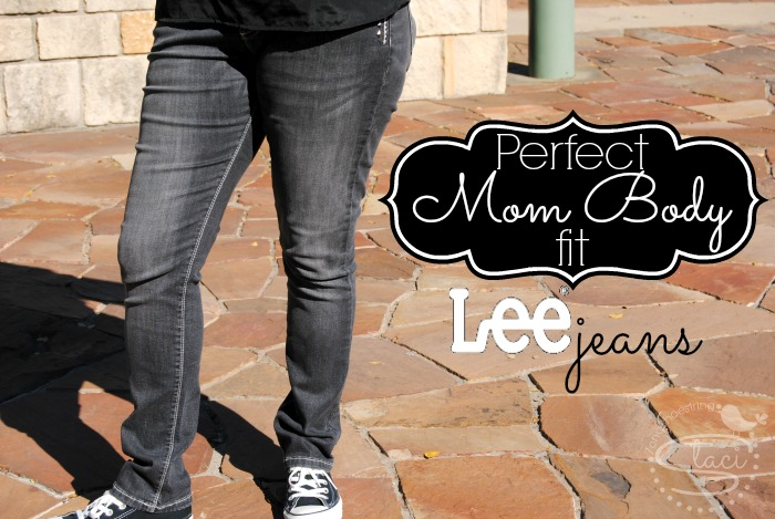 Perfect Mom Body Fit with Lee Jeans