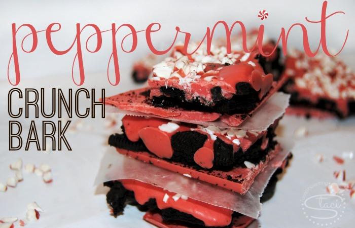 Layered Peppermint Crunch Bark Recipes — Dishmaps