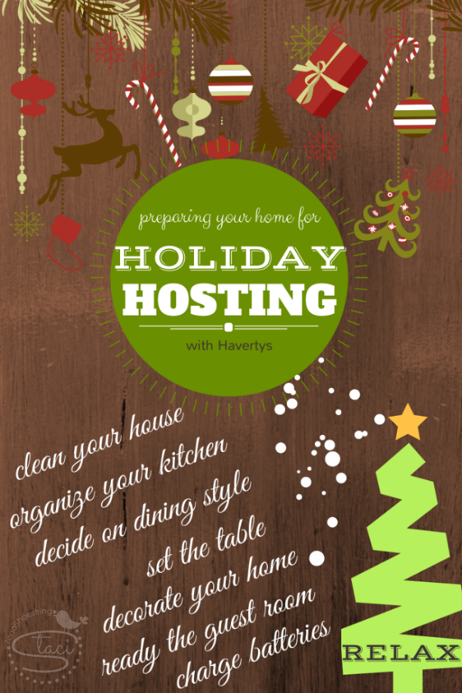 Preparing Your Home for Holiday Hosting : Havertys