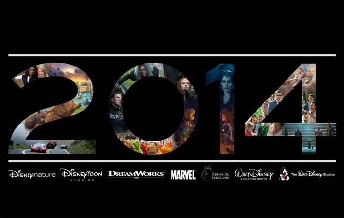 2014 Disney Movie Line-Up
