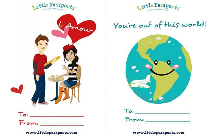 Valentines Day printables L
