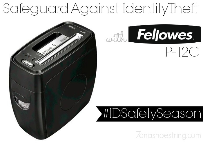 Safeguard Against Identity Theft with Fellowes