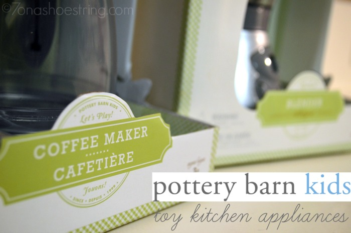 Cooking Up Fun with Pottery Barn Kids