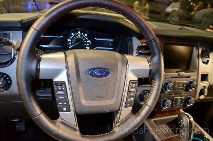 2015 Ford Expedition Launches With More Technology Fresh Look